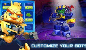 Angry Birds Transformers Mod Apk 2