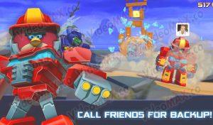 Angry Birds Transformers Mod Apk 3