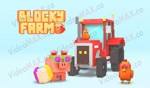 Blocky Farm Mod Apk 1